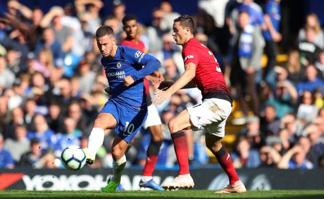 Chelsea 2 2 Manchester United Premier League Post Match