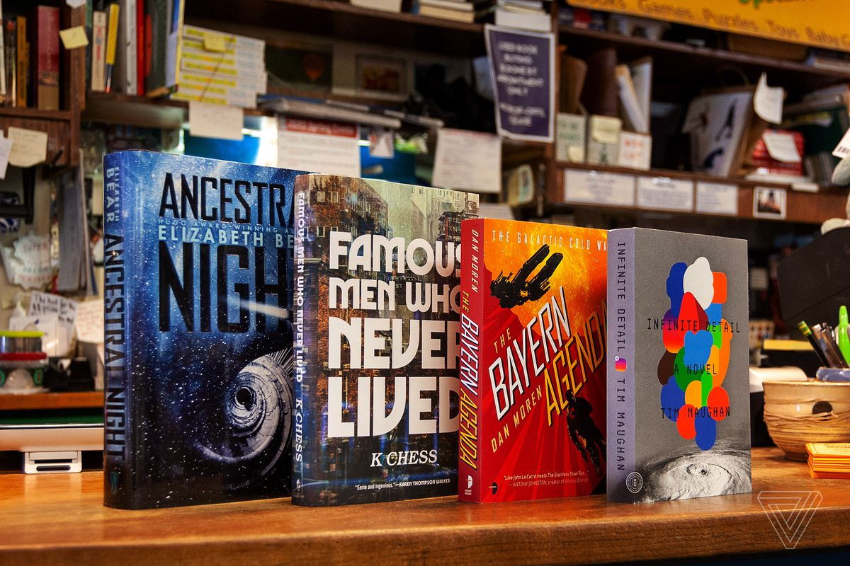 11 new science fiction