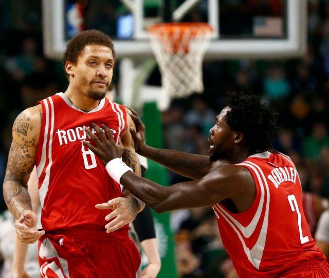 Rockets Season Recaps Michael Beasley Was Good I Think