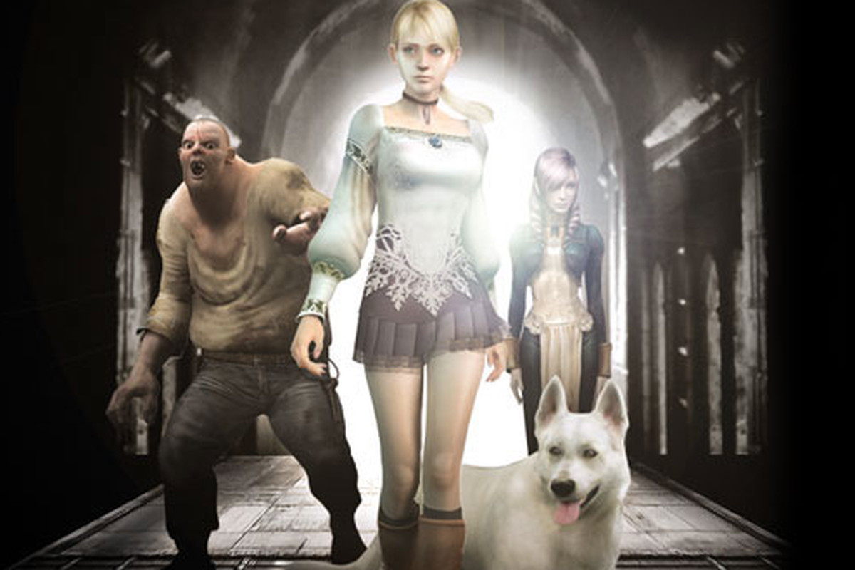 German Girl Wallpaper Haunting Ground Rated By Esrb For Ps3 Polygon