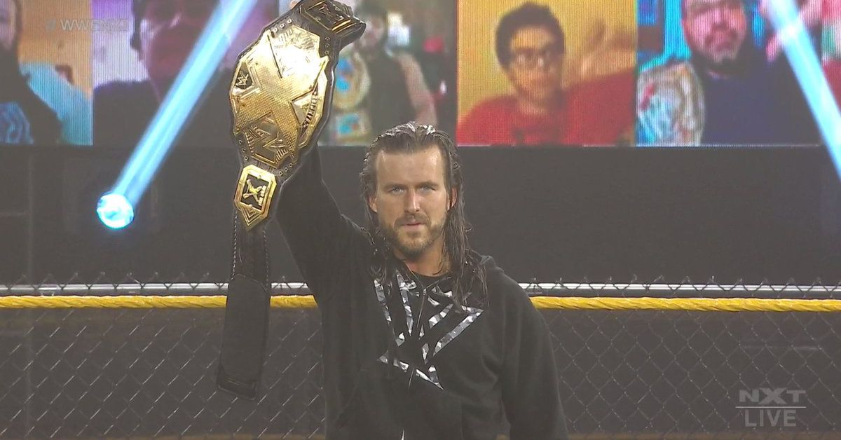 Adam Cole doubles down on his betrayal