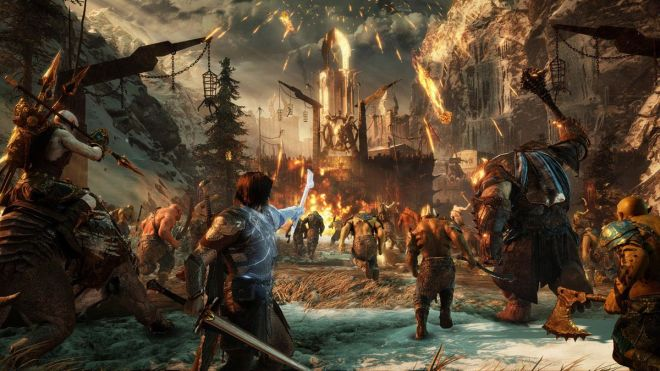 Image result for middle earth shadow of war save file free download
