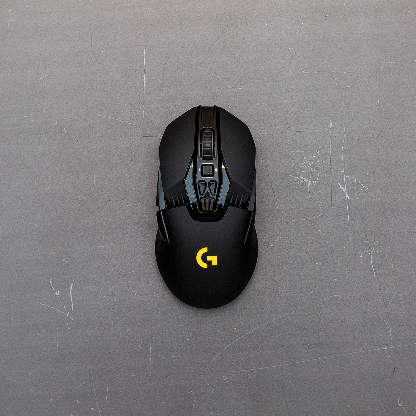lighting of your logitech peripherals