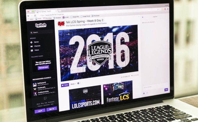 Twitch S Game Store Is Now Open For Business The Verge