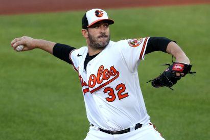 Matt Harvey will make his Citi Field return tomorrow night as a member of the Orioles.