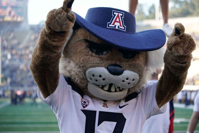 NCAA Football: Arizona at California
