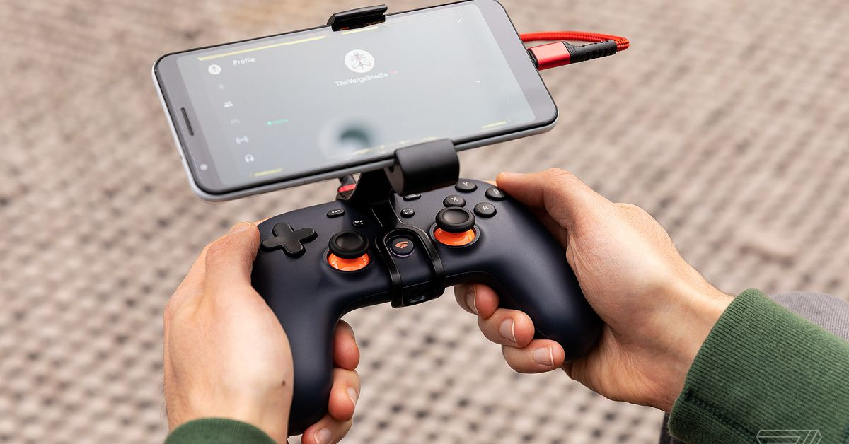 Stadia's latest updates suggest free tier launch, YouTube streaming features