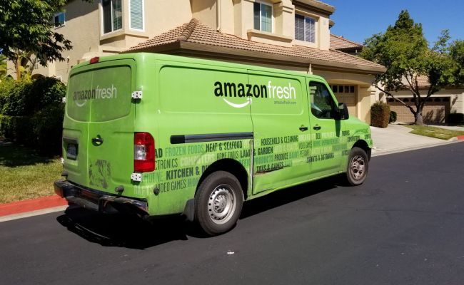 Amazon Fresh Grocery Delivery Is Now Free For Prime