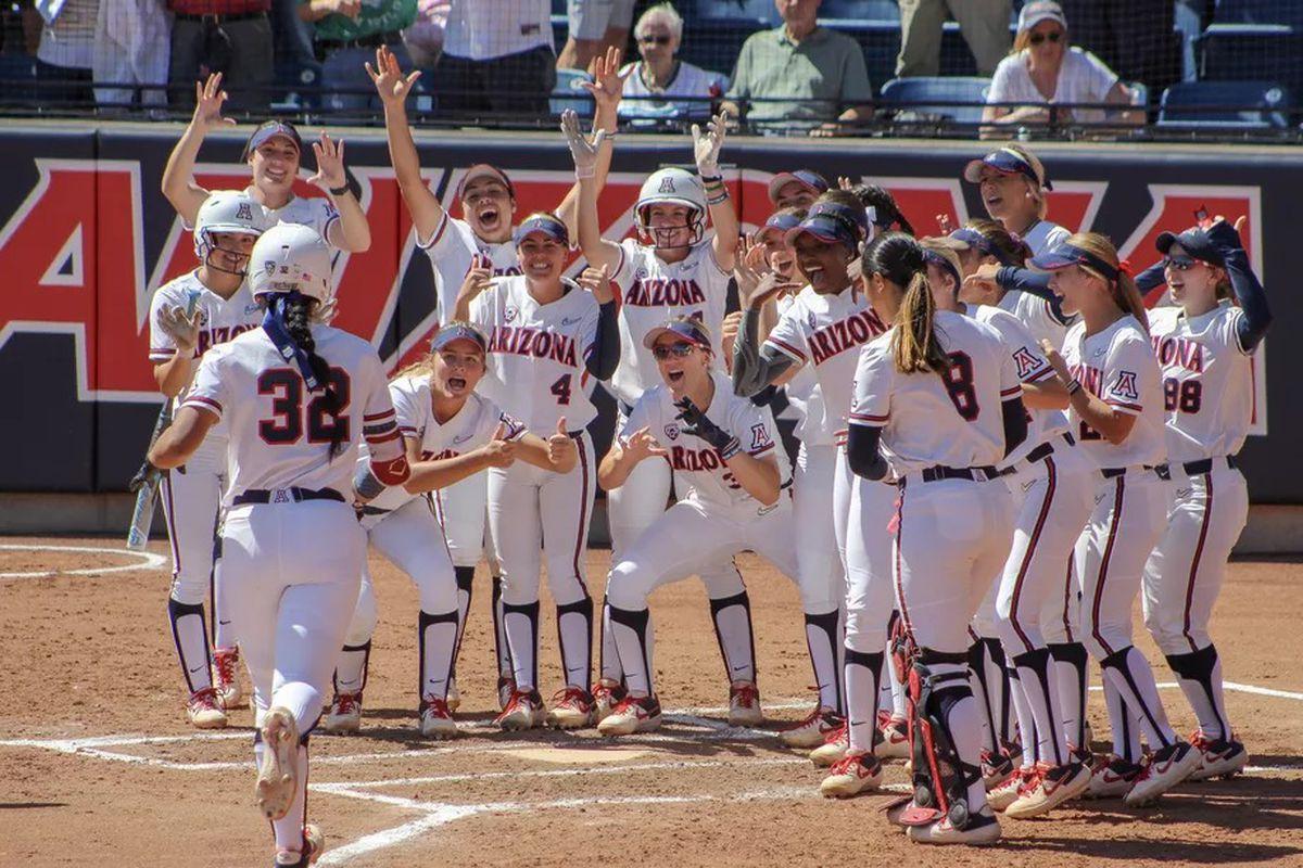 Arizona earns No 6 seed in NCAA softball tournament will