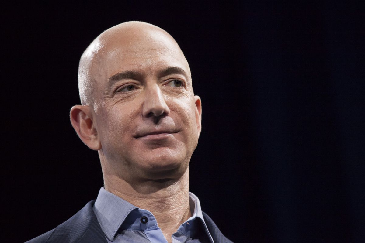 Jeff Bezos is stepping down as Amazon's CEO to become its executive  chairman - Vox