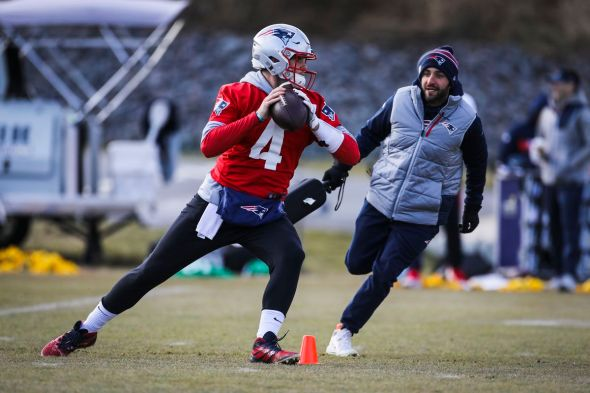 Patriots' team captains express confidence in Jarrett Stidham ...