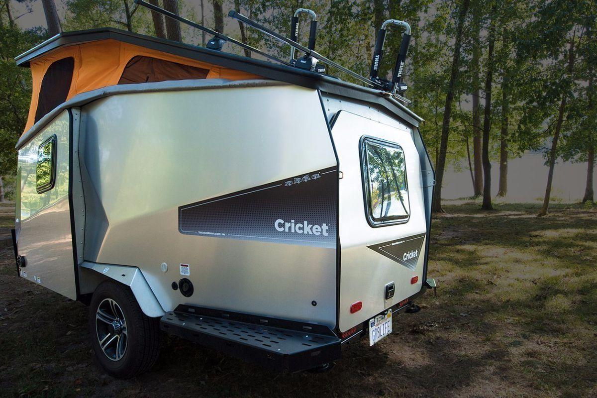 Posh Modified Camper Campers Sale Used Coyoteus Teardrop