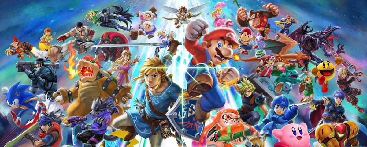 Super Smash Bros Ultimate Characters Ranked Polygon