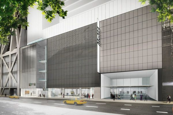 Moma Closes In Week Complete Long-planned Expansion