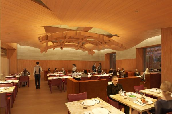 Frank Gehry-designed Restaurant Coming Philly