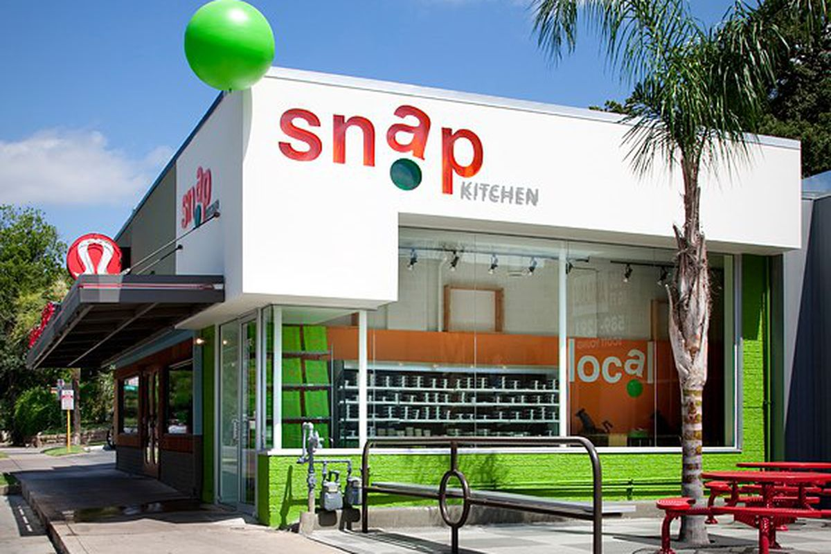 Austins Snap Kitchen Adds Outpost in Richardsons New