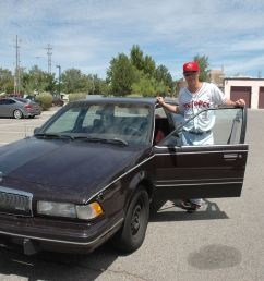 isotopes to give away joc pederson s 1994 buick century [ 1200 x 800 Pixel ]