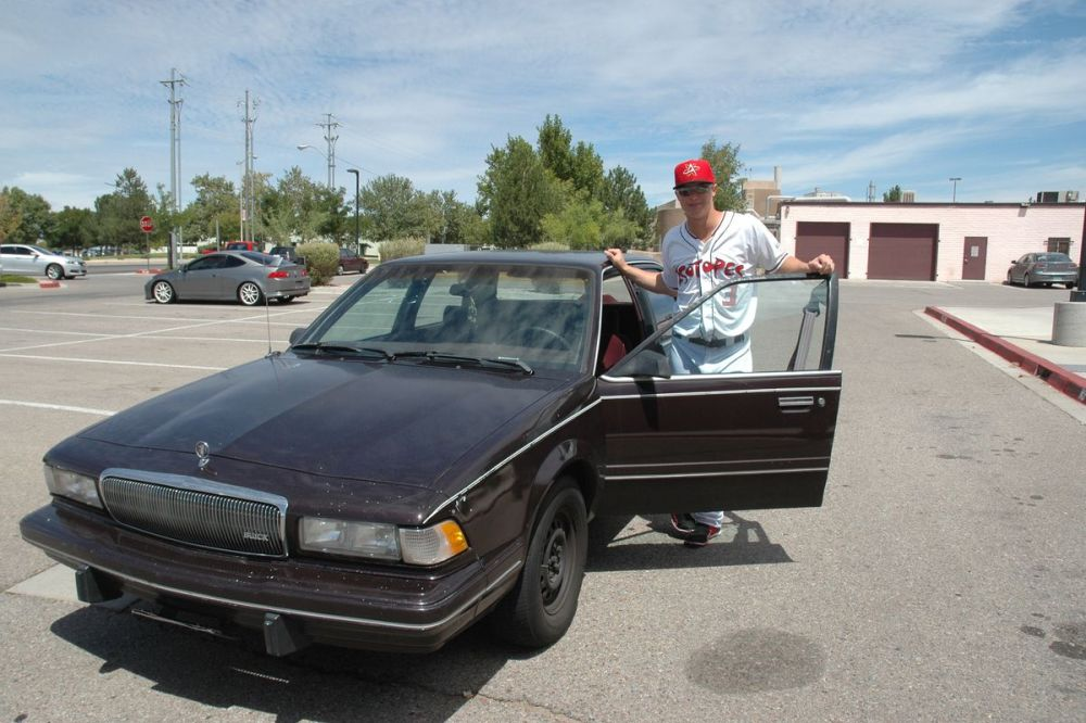 medium resolution of isotopes to give away joc pederson s 1994 buick century