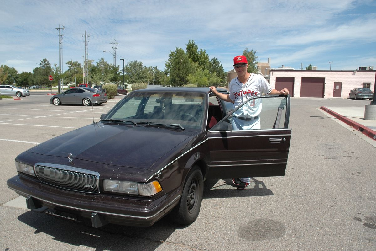 hight resolution of isotopes to give away joc pederson s 1994 buick century