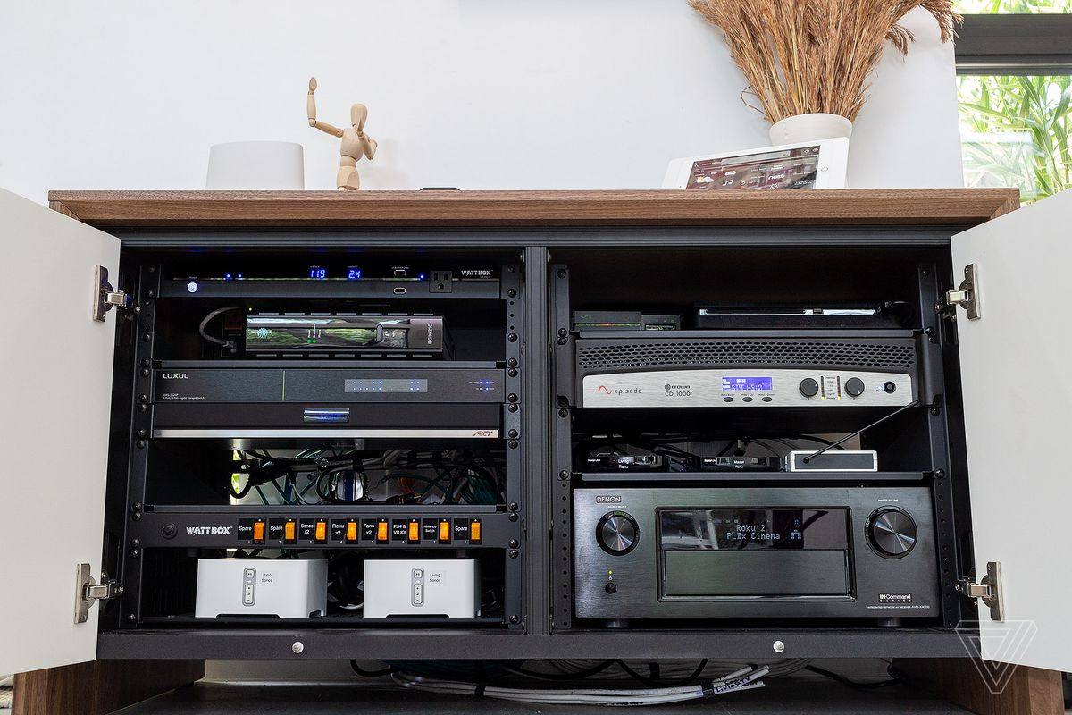 Wiring Your Home For Distributed Audio And Video