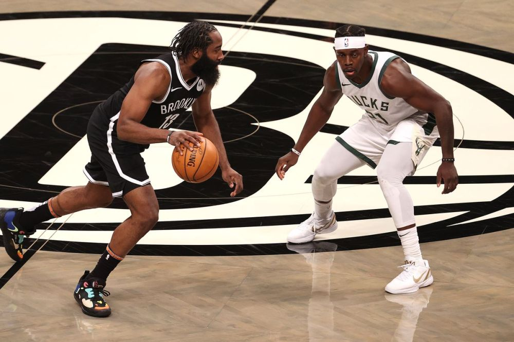 Scary Hours' have begun! James Harden, Kevin Durant combine for 64 as Nets  beat Bucks, 125-123 - NetsDaily