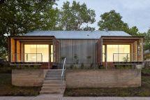 Architecture Students Build Modern Duplex -income