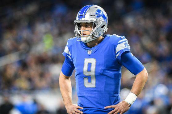 NFL Football Matthew Stafford