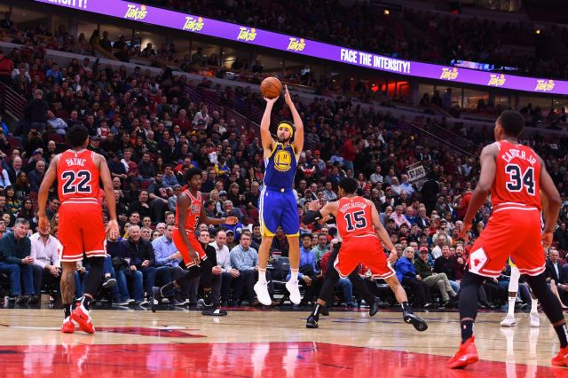 Chicago Bulls vs Golden State Warriors NBA Odds and Predictions