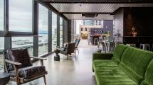 Spy Puget Sound Rooftop Bar Nest - Eater Seattle