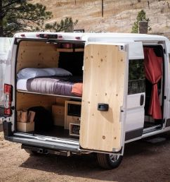 an example of a converted adventure van available to rent through denver based native campervans image courtesy of native campervans [ 1200 x 800 Pixel ]