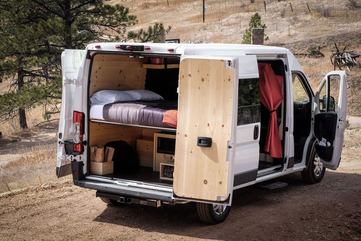 hight resolution of an example of a converted adventure van available to rent through denver based native campervans image courtesy of native campervans
