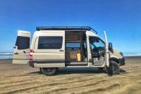DIY camper van: Elegant bamboo kits cost just $18K - Curbed
