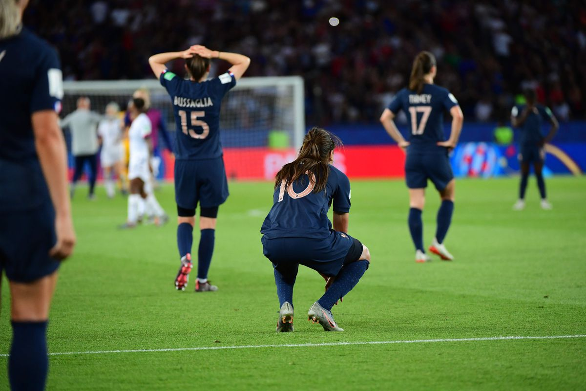 Ixhelt gonzalez, 13, is the youngest person in 20 years to try out for the u.s. Is Division 1 Feminine Ruining The French National Team The Answer Will Shock You All For Xi
