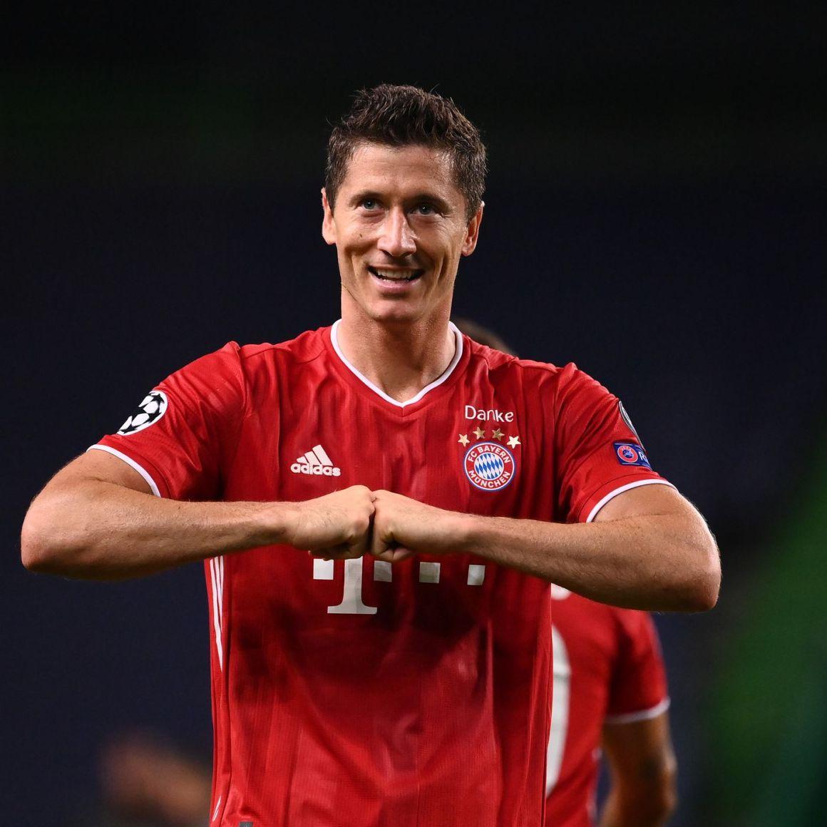 Robert Lewandowski said he wants to play until he's 40 - Bavarian Football  Works