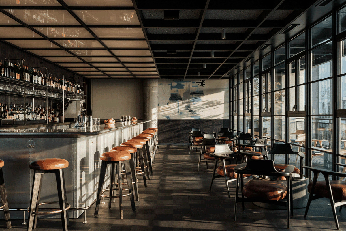 Fulton Market S New Rooftop Bar Is Now Open At The Ace Hotel