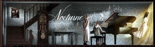 Poster image from Nocturne