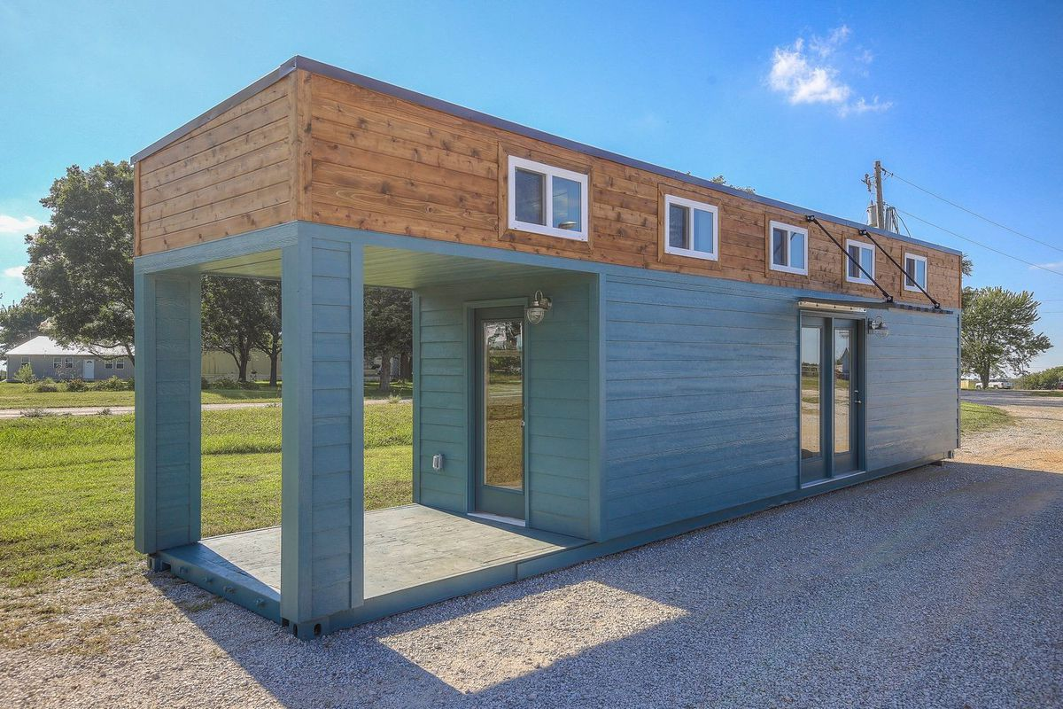 used kitchen cabinets kansas city aid mixing bowls shipping container houses: 5 for sale right now - curbed