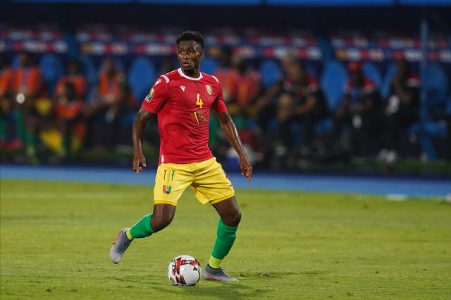 "Amadou Diawara: ""Why not do better than the last Roma generation ..."