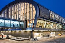 Oslo Airport Expansion Boasts World Greenest Terminal