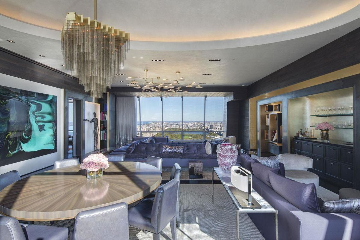 Buyer Of Oil Tycoon S Foreclosed One57 Penthouse Outed