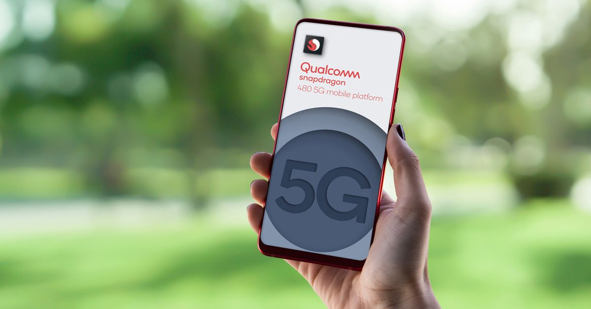 Qualcomm's Snapdragon 480 heralds a new wave of budget 5G phones