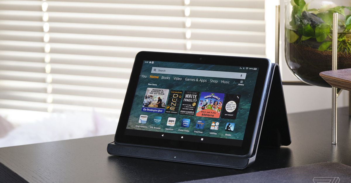 Amazon's Fire tablet sale takes up to  off select models