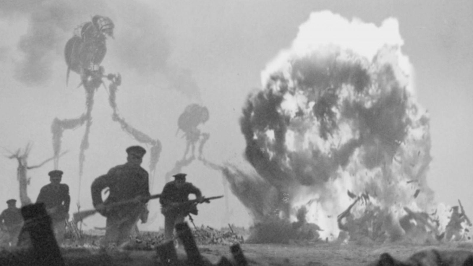 Here S What Wwi Would Have Looked Like With Aliens
