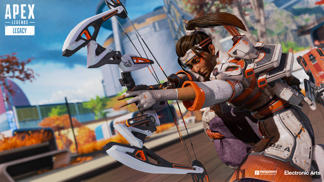 APEX_Legends_Screenshot_Season9_BocekCompoundBow_03_RampartClose.0 Apex Legends' new Arenas mode is a blend of tactical shooter and battle royale | Polygon
