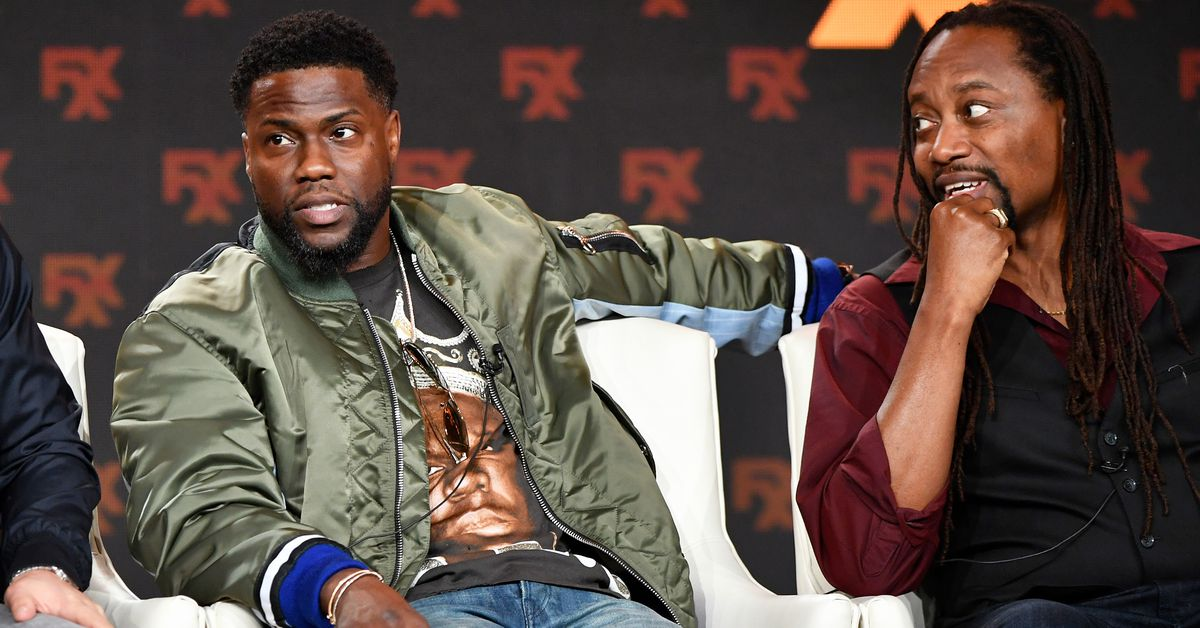 Kevin Hart signs deal with Netflix for four exclusive movies