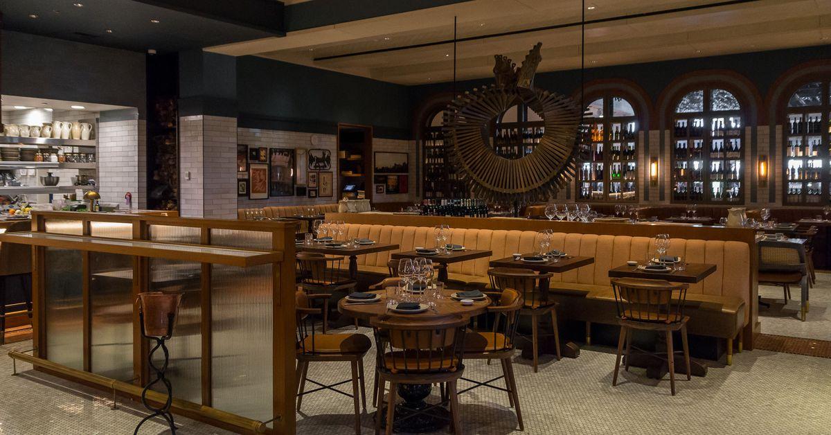 Manzo opens inside Eataly this week  Eater Vegas