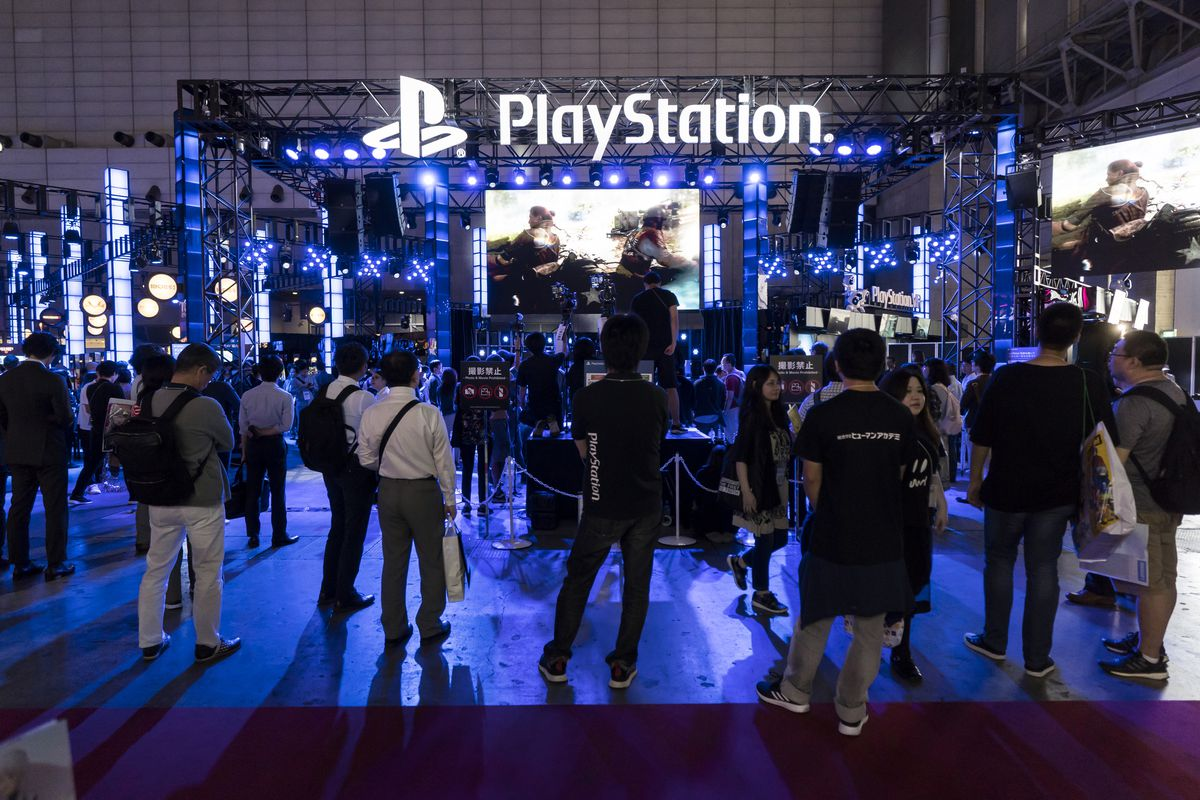 sony not holding tgs