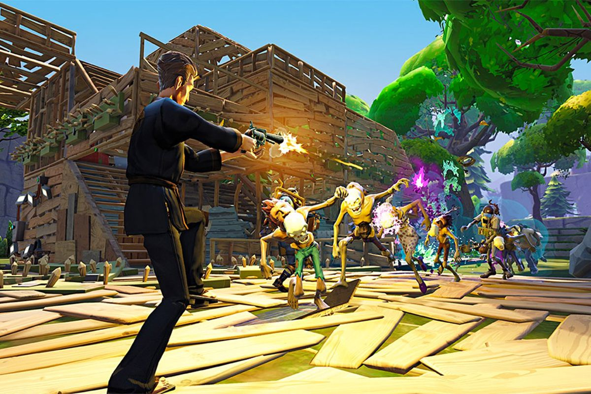 Fortnite alpha signups are now open  Polygon
