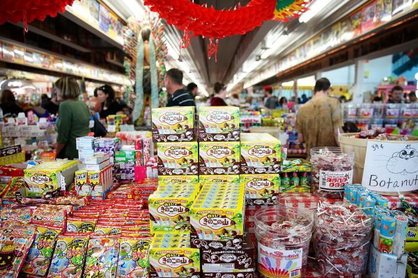 Minnesota Largest Candy Store - Eater Twin