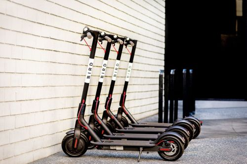 small resolution of bird scooters are often charged by independent contractors who power the scooters in their homes or apartments bird